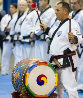 master T drum