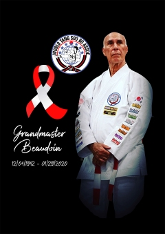 Grandmaster Beaudoin RIP